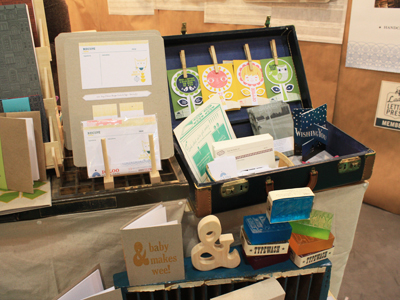 national stationery show : igloo letterpress