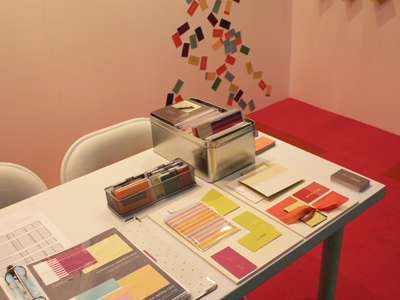 national stationery show : design orange