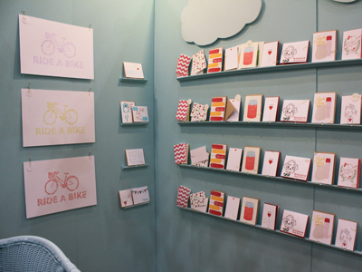 national stationery show : printerette press