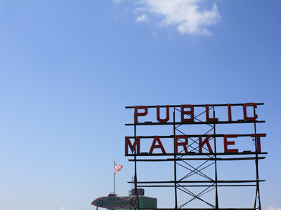 friday : pike place market