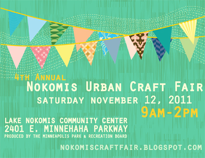 nokomis urban craft fair