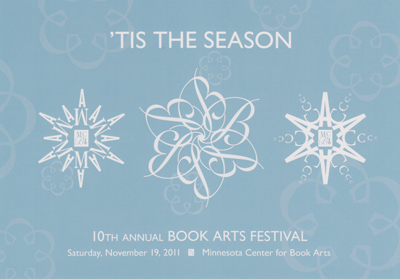 mcba's 10th annual book arts festival