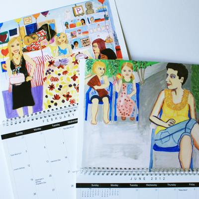 patricia's calendar