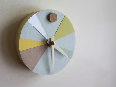 brie box clock!
