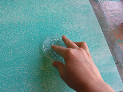 paste paper workshop