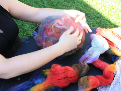 wet felting pARTy
