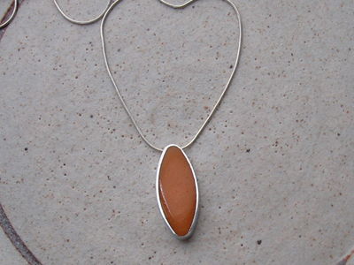 orange pendant from asp specialty products