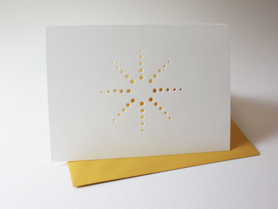 burst card