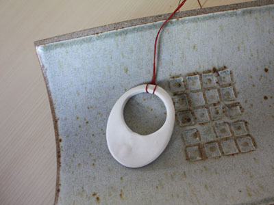 easter pendant