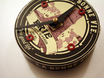 jean's brie clock