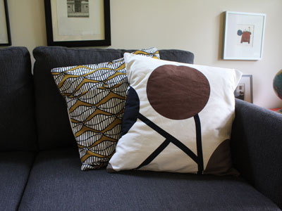 cushion covers!