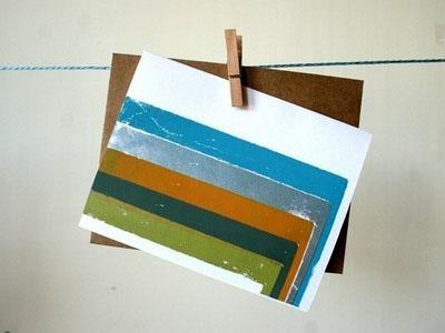 etsy : morelia card