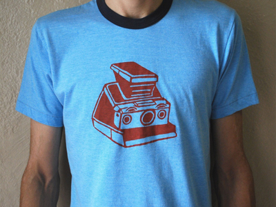 etsy : film monsters : sx70 tshirt for men