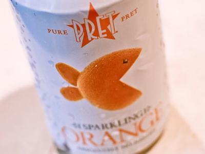 fish @ pret a manger