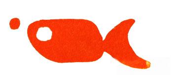 arp-inspired fish