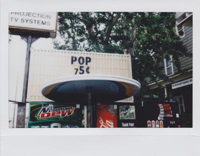 pop : university avenue