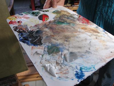 gineke's palette