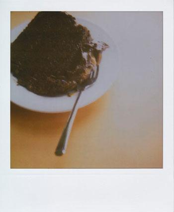 me : cake