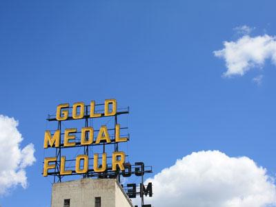 gold medal flour