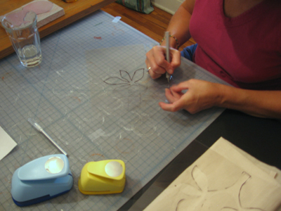 cutting stencils