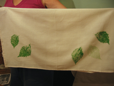 jean's towel