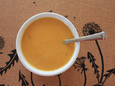 pumpkin and squash soup