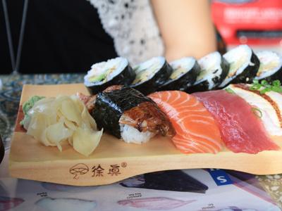 sushi @ musashi