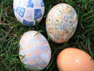 eggs by kristin!