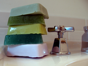 soaps!