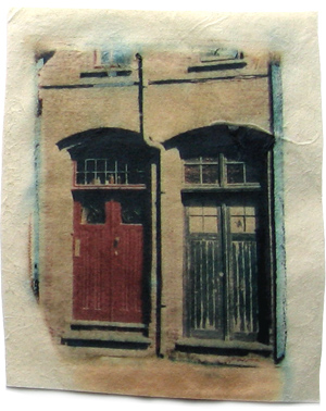 doors: brugges, belgium