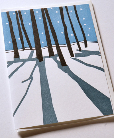 etsy : vandalia street press : silent night